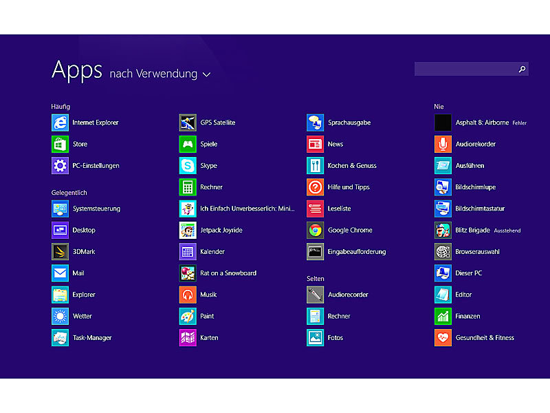 bildschirm drehen windows 10 tablet