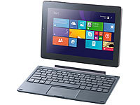 "TOUCHLET 10,1"" Tablet-PC XWi10.twin mit IPS-Display (refurbished)"