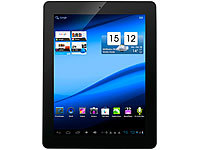 "TOUCHLET 9,7""-Tablet-PC X10.quad+ mit 4-Kern-CPU, HD-Display, 3G (refurbished)"